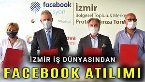 Facebook'un İzmir İstasyonu Bornova'ya kuruluyor