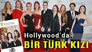 Hollywood Sinemasında Bir Türk Kızı