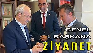 Kılıçdaroğlu'ndan Başkan Aksoy'a tebrik