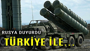 Rusya: Türkiye ile ikinci anlaşma yolda