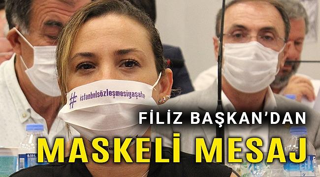Sengel'den İstanbul Sözleşmesi mesajı