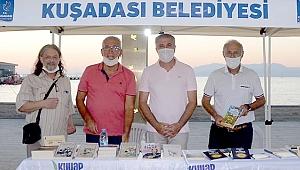 TÜRKİYE'NİN KALEMLERİ KUŞADASI'NDA BULUŞTU