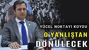 YÜCEL'DEN 'ONURSAL KOORDİNATÖR' AÇIKLAMASI