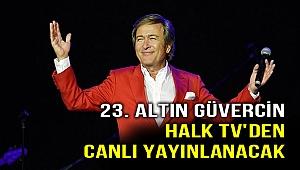 23. Altın Güvercin Halk TV'den canlı yayınlanacak