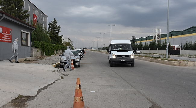 23 asker, KYK yurdunda karantinaya alındı