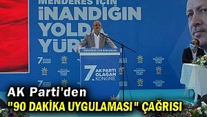 AK Parti'den