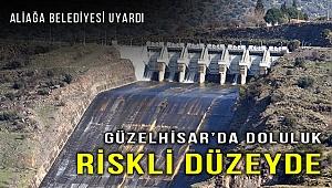 Aliağa Belediyesinden 'baraj' uyarısı
