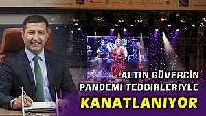 ALTIN GÜVERCİN PANDEMİ TEDBİRLERİ KAPSAMINDA KANATLANACAK