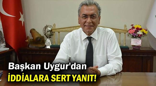 Başkan Uygur'dan Kayaya: 'Bu kibiri bırak'