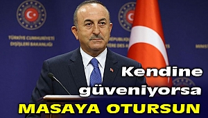 Çavuşoğlu'ndan flaş açıklama: