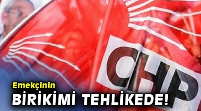 CHP'li Beko,