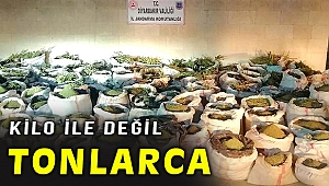 Diyarbakır'da ele geçirilen uyuşturucu dudak uçuklattı!