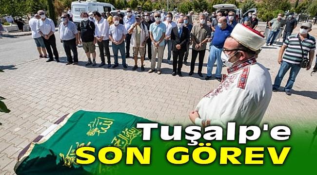Erbil Tuşalp için son görev!