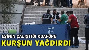 Gaziemir'de dehşet; Astsubay 2 kişiyi öldürdü ardından intihar etti