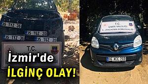 İzmir'de hacizli araçları parçalayıp sattığı iddia edilen kişi gözaltında!