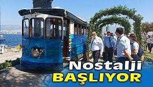 İzmir'de nostalji 9 Eylül'de başlıyor