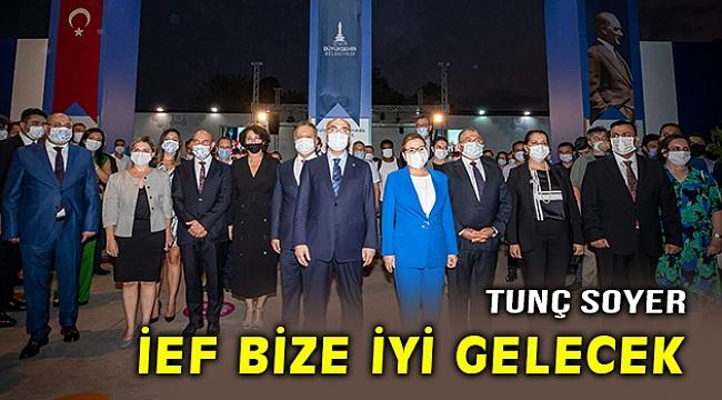 Izmir Enternasyonal Fuari 89 Uncu Kez Acildi Izmir Haberleri Oncu Sehir Gazetesi