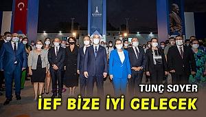 İzmir Enternasyonal Fuarı 89'uncu kez açıldı