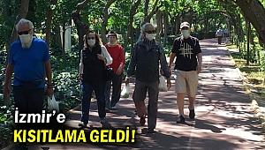 İzmir ve 25 ilde kısıtlama kararı çıktı!