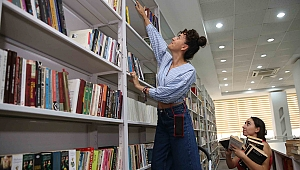 Karşıyaka Belediyesi kitaplarınızı bekliyor