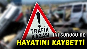 Kınık'taki trafik kazasında 2 kişi öldü