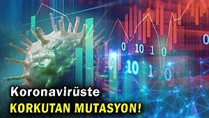 Koronavirüste korkutan mutasyon!