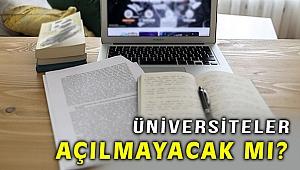 Sağlık Bakanlığından YÖK'e üniversitelerle ilgili flaş öneri