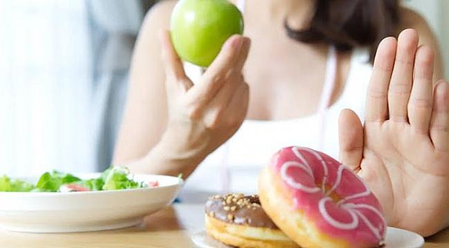 Sağlıklı diyet ile kalıcı kilo verin!