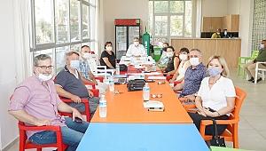 Mesut Ergin, Ayvalık Üretim ve Pazarlama Kooperatifi Başkanlığına seçildi