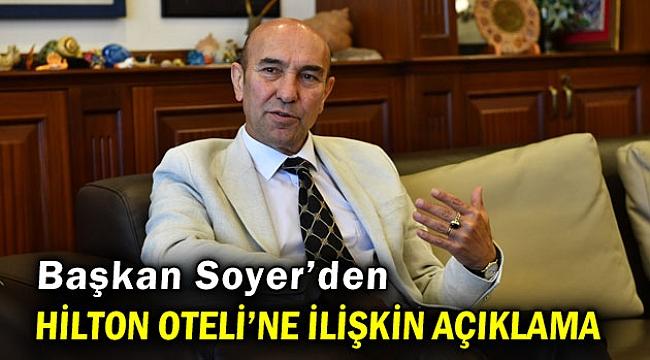 """Soyer, """"Görevimiz, İzmirlinin hakkını ve kentin itibarını korumaktır"""""""