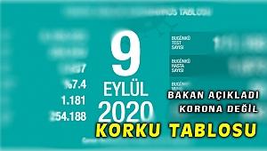 Türkiye'de son 24 saatte 1673 kişiye Kovid-19 tanısı konuldu