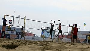 Voleybolu Avrupa Şampiyonası'nda yarı finalistler belirlendi