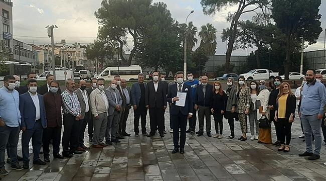 Ak Parti Buca'da Kalfaoğlu mazbatasını aldı
