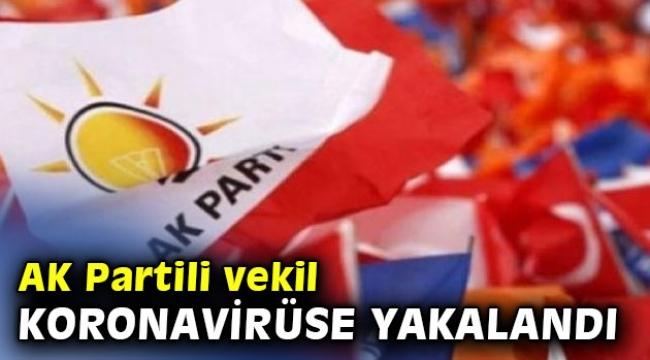 AK Parti'de bir isim daha koronavirüse yakalandı