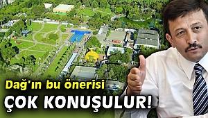 AK Partili Dağ: Kültürpark millet bahçesi olsun