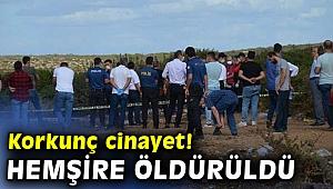 Aydın'da korkunç cinayet! Hemşire öldürüldü