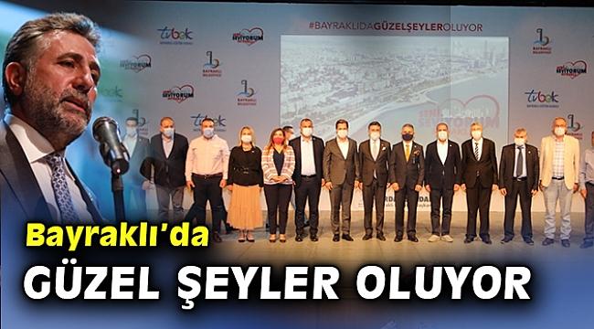 Başkan Serdar Sandal ilk 500 gününü anlattı