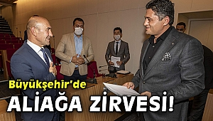 Başkan Serkan Acar, İzmir Büyükşehir Belediye Başkanı Tunç Soyer ile buluştu.