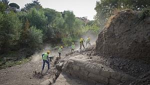 Bergama'da tarih yeniden canlanıyor