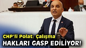CHP'li Polat'tan flaş açıklama!