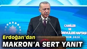 Cumhurbaşkanı Erdoğan, 'Saygısızlıktan öte açık bir provokasyondur'