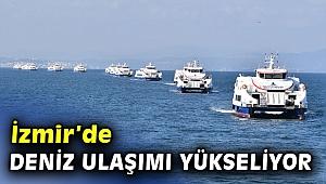 Deniz ulaşımındaki düzenleme rakamlara olumlu yansıdı