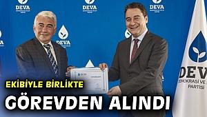 Deva Partisi İzmir'de deprem!