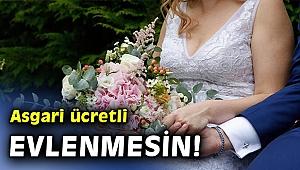 Düğün, asgari ücretli damadın en az 5 yılına mal oluyor