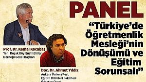 """Efes Selçuk """"Türkiye'de Öğretmen"""