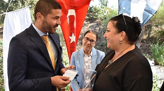 Ege kadın dernekleri federasyonu Foça'da toplandı