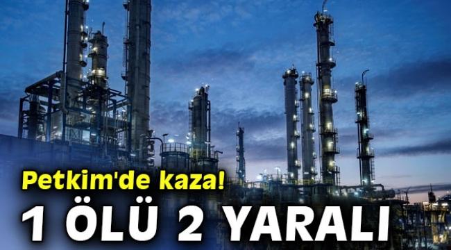 İzmir'de fabrika yangınına müdahale ederken kanala düşen teknisyen öldü