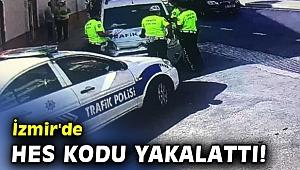 İzmir'de HES kodu yakalattı!