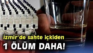 İzmir'de metil alkol zehirlenmesi şüphesiyle tedavi altına alınan kişi öldü