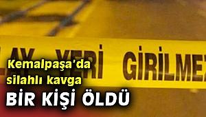 İzmir'de silahlı kavgada yaralanan kişi hastanede hayatını kaybetti